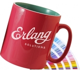 Durham Inner & Outer Pantone Mug  by Gopromotional - we get your brand noticed!