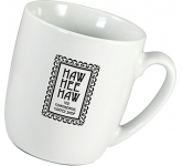 Roma Porcelain Mug  by Gopromotional - we get your brand noticed!
