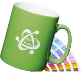 Durham Etched Pantone Mug  by Gopromotional - we get your brand noticed!