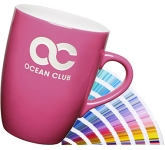 Marrow Etched Pantone Mug  by Gopromotional - we get your brand noticed!