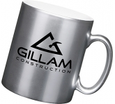 Durham Metallic ColourCoat Mug  by Gopromotional - we get your brand noticed!