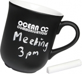 Bell Chalk Mug  by Gopromotional - we get your brand noticed!