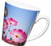 Budget Latte Photo Mug  by Gopromotional - we get your brand noticed!
