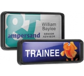 Framed Acrylic Domed Name Badge  by Gopromotional - we get your brand noticed!