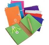 Hampshire A6 Recycled Notebook  by Gopromotional - we get your brand noticed!