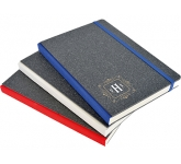A5 Turin Recycled Hardback Notebook  by Gopromotional - we get your brand noticed!