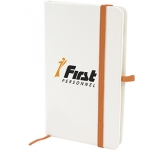 A6 Blanco Notebook