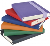 Spectre A5 Maxi Soft Feel Notebook  by Gopromotional - we get your brand noticed!