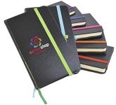 A6 Giovanni Hardback Notebook
