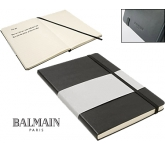 Balmain A5 Notebook  by Gopromotional - we get your brand noticed!