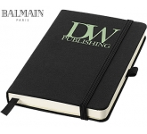 Balmain Deauville A5 Notebook  by Gopromotional - we get your brand noticed!