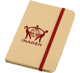 Naples A6 Promotional Notebook  by Gopromotional - we get your brand noticed!