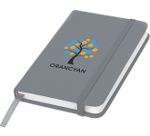 A6 Spectrum Soft Feel Notebook  by Gopromotional - we get your brand noticed!