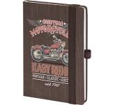 Bemaraha A5 Wood Tone Notebook