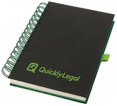 Orlando A5 Wiro Journal Notebook  by Gopromotional - we get your brand noticed!