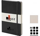 Moleskine Classic A5 Hardback Notebooks - Dotted Page