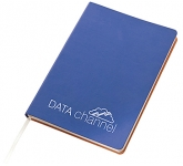 A5 Cambridge Soft Feel Notebook  by Gopromotional - we get your brand noticed!