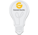 125 x 75mm Light Bulb Shaped Sticky Note  by Gopromotional - we get your brand noticed!