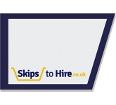 A6 Slanted Edge Shaped Sticky Note  by Gopromotional - we get your brand noticed!