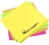 A8 Bright Sticky Note  by Gopromotional - we get your brand noticed!