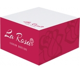 Mini Fun Sticky Note Block  by Gopromotional - we get your brand noticed!