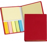 Evolution Index Flags & Sticky Note Pad Set