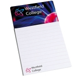 Rectangle Shaped Magnetic Notepad