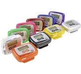 Candy Pedometer  by Gopromotional - we get your brand noticed!