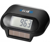 Steppa Solar Pedometer  by Gopromotional - we get your brand noticed!