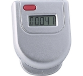 Olympic Pedometer  by Gopromotional - we get your brand noticed!