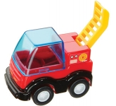 Fire Engine Pencil Sharpener  by Gopromotional - we get your brand noticed!