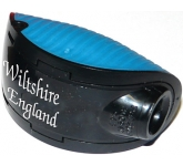 Ridge Grip Branded Pencil Sharpener  by Gopromotional - we get your brand noticed!