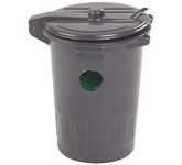 Waste Bin Pencil Sharpener  by Gopromotional - we get your brand noticed!