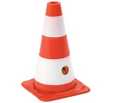 Traffic Cone Pencil Sharpener  by Gopromotional - we get your brand noticed!