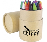 Scribble Wax Crayon  by Gopromotional - we get your brand noticed!