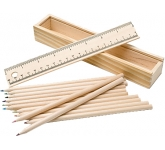 Carpenter 7 Piece Coloured Pencil Set