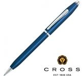 Cross Century II Blue Lacquered Pen