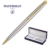 Waterman Hemisphere Stainless Steel Pen