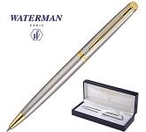 Waterman Hemisphere Stainless Steel Pen  by Gopromotional - we get your brand noticed!