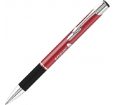 Electra Satin Grip Metal Pen