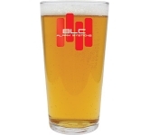 Conical Pint Glass  by Gopromotional - we get your brand noticed!