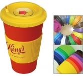 Cubana Grip Mix & Match Take Away Mug  by Gopromotional - we get your brand noticed!