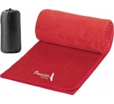 Leisure Fleece Blanket  by Gopromotional - we get your brand noticed!