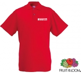 Fruit Of The Loom Original Polo Shirts - Coloured  by Gopromotional - we get your brand noticed!