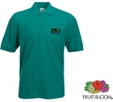 Fruit Of The Loom Value Weight Polo Shirts - Coloured  by Gopromotional - we get your brand noticed!