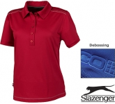 Slazenger Receiver Women's Performance Polo Shirt