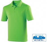 AWDis Kids Performance Polo Shirt