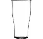 Economy 20oz Polystyrene Tulip Pint Glass
