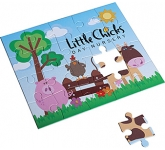 20 Piece Card Jigsaw  by Gopromotional - we get your brand noticed!