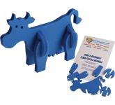 Foam Animal Puzzle  by Gopromotional - we get your brand noticed!